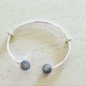 Pandora Open Bangle Bracelet